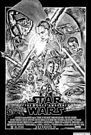 star wars the force awekens coloring pages printable