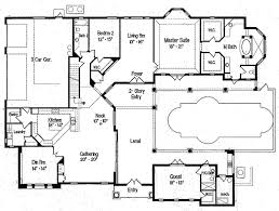 Mediterranean House Plans With Courtyard 28 House Plans With Courtyard Pools Contemporary Courtyard