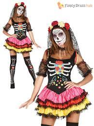 catrina costume day of the dead senorita catrina costume fancy