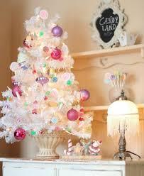 christmas decoration ideas u2013 pastel colors for the festive decor