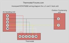 honeywell rth7500 wiring diagram honeywell wiring diagrams
