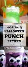 halloween punch recipes