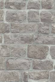 taupe grey tumbled brick wallpaper brickwallpaper com