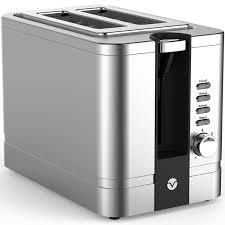 2 Slice White Toaster Pop 2 Slice Toaster U2013 Vremi Home U0026 Kitchen