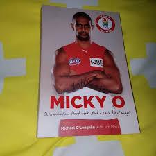 micky sydney swans legend book u0027 u0027 nonfiction