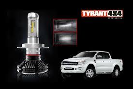 nissan ranger ford ranger px 2012 2015 led headlight conversion kit u2013 tyrant 4