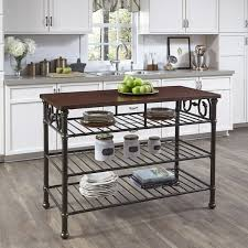 kitchen island wood top richmond hill kitchen island quartz veneer or wood top by home