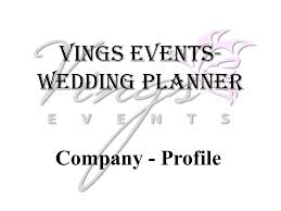 wedding planning companies vings events wedding planner company profile about our company