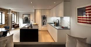 amenager cuisine ouverte aménagement cuisine 52 idées pour obtenir un look moderne