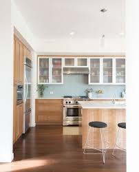 Natural Wood Kitchen Cabinets Best 25 Light Wood Cabinets Ideas On Pinterest Wood Cabinets
