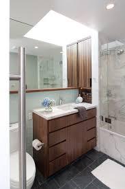 Mid Century Modern Bathroom Lighting Small Bathroom Lighting Bathroom Midcentury With Carrara Dark