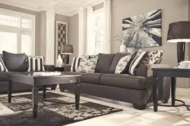 Charcoal Sofa Bed Levon Charcoal Sofa Signature Design By Ashley Furniture