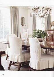 Dining Room Chairs With Slipcovers Awesome Best 25 Dining Chair Slipcovers Ideas On Pinterest Dining