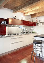 Come Arredare Una Casa Rustica by Colori Per Arredare Una Mansarda Originale Di Design Con Parquet