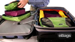 Texas travel cubes images How to use packing cubes jpg