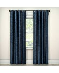 Blackout Curtains Eclipse Find The Best Savings On Tara Stripe Blackout Curtain Panel Navy