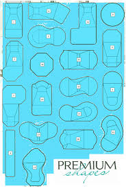 pool shapes and sizes swimming pool shapes and sizes inground swimming pool shapes round