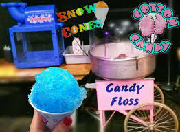 snow cone rental snow cones cotton candy machine rentals event magic party