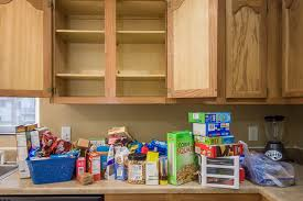 how to organize kitchen cabinets in a small kitchen organizing a small pantry with the konmari method free