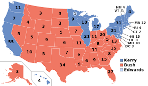 Maine Wmd Map United States Presidential Election 2004 Wikipedia