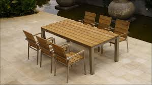 Bar Height Patio Set With Swivel Chairs Dining Room Fabulous Bar Height Patio Furniture 7 Piece Outdoor