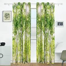 Grommet Curtains For Sliding Glass Doors Online Get Cheap Birch Curtains Aliexpress Com Alibaba Group