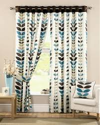 Geometric Pattern Curtains Home Unique And Classic Contemporary Bedroom Curtains Designs