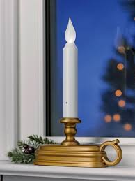 Window Candle Lights Battery Operated Candle Lights Windows Candles Decoration
