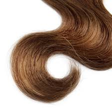 Light Brown Hair Extensions 100s 1g S Body Wavy Micro Loop Hair Extensions 8 Light Brown