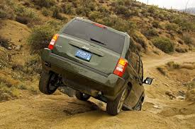 offroad jeep patriot jeep officially reveals 2009 compass and patriot u2013 high res photos