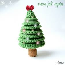 crochet christmas tree tutorial 4u hf crocheter des