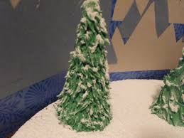 sugar cone christmas trees southern homeschooling journal