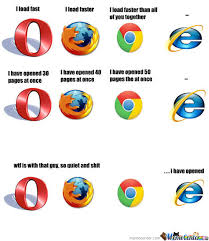 Internet Explorer Meme - image 344837 internet explorer know your meme