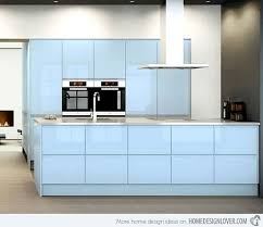 Light Blue Kitchen Cabinets by 15 Amazingly Cool Blue Kitchen Ideas Home Design Lover