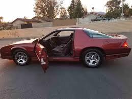 1988 iroc camaro 1988 chevrolet camaro for sale on classiccars com 9 available