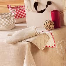 bureau d ude m anique gants de cuisine et manique vichy thème montagne et