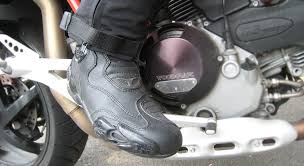 good motorcycle boots alpinestars stella smx 5 boots review
