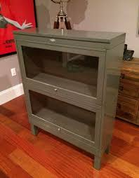 Lawyers Bookcase Plans Barrister Bookcase Plan Rockler Woodworking And Hardware In Lawyer