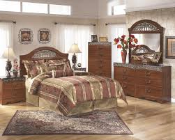 Bedroom Set Home Center Signature Design By Ashley Brookfield 5pc Queen Storage Bed Set