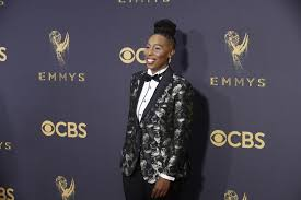 videos of the first thanksgiving lena waithe is the first black woman to win the emmy for writing