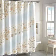 Themed Fabric Shower Curtains Green Parm Tree Theme Fabric Shower Curtain Sea Cloud