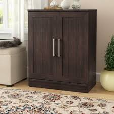Storage Cabinet With Doors And Drawers Cabinets Chests You Ll Wayfair