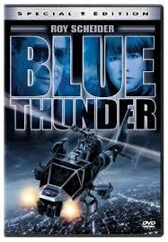 ดูหนัง BLUE THUNDER  ปฏิบัติการสอดแนมท้านรก