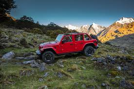 jeep wrangler easter eggs 2018 jeep wrangler confidently drives a tightrope automobile