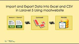 laravel tutorial exle import and export excel and csv in laravel 5 using maatwebsite