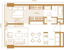 embassy suites floor plan review for pavilion suites bukit bintang propsocial