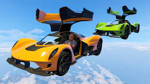 new flying car technique gta 5 funny moments youtube