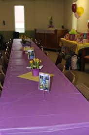 centerpieces for party tables tangled rapunzel party table decoration centerpieces ideas of