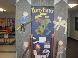 harry potter favorite book classroom doors pinterest harry