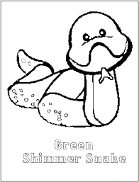 webkinz coloring pages to print out coloring home